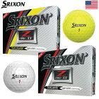 【USA直輸入モデル】【ゴルフ】【ボール】スリクソン SRIXON 2017 Z-STAR XV5 ボール 1ダース (USA直輸入品)【21MASTERS】