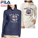 【サイズ・カラー在庫限り】【シャツ】フィラ FILA レディース 長袖シャツ 796545【ゴルフ】