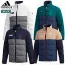 【ゴルフ】【アウター】アディダス adidas メンズ adicross カラーブロック フィールサーモ L/S ジャケット CCS86 201…