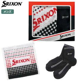 ダンロップ スリクソン メンズ タオルギフト GGF-10336 DUNLOP SRIXON 2018年モデル