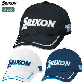 ダンロップ スリクソン メンズ 水冷メッシュキャップ SMH9136 DUNLOP SRIXON 2019春夏