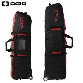 オジオ ストレートジャケット トラベルカバー Straight jacket Travel Bag JV (レッド ジャングル) 5918047OG OGIO 2019年モデル