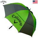 キャロウェイ Epic Flash 68' Double Canopy Golf Umbrella 5919049 傘 Callaway USA直輸入品