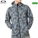 オークリー メンズ Enhance QD Fleece Jacket 9.7 フリースジャケット 472585-28B New Granite Heather トップス 日本…