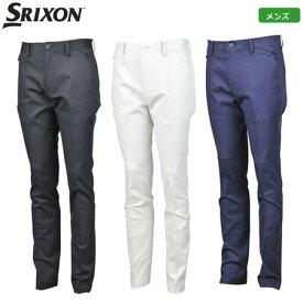 スリクソン メンズ ストレッチ ロングパンツ 2019秋冬 RGMOJD02 ブラック グレー ネイビー パンツ 日本正規品