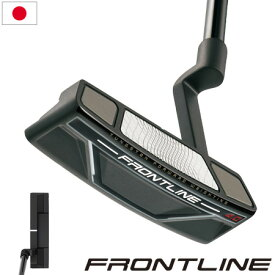 クリーブランド フロントライン パター BLADE 日本正規品【FRONTLINE】【ブレード型】