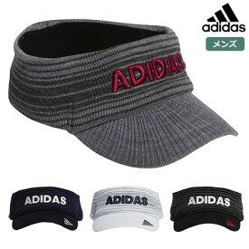 アディダス ロゴニットバイザー HFG05 メンズ adidas 2019秋冬