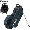 オジオ CONVOY SE STAND 6 JV スタンドバッグ ヘイズ 5120082OG キャディバッグ 日本正規品
