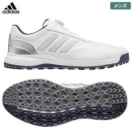 【特価】アディダス CPトラクション SL BOA IG315-EH1783 メンズ スパイクレスシューズ ホワイト/シルバーメタリック/カレジエイトネイビー adidas