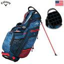 キャロウェイ Fusion 14 Stand Bag 5119224 14分割 スタンド キャディバッグ Callaway USA直輸入品