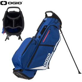 オジオ FUSE STAND BAG 4 JV スタンドキャディバッグ 5120086OG Cobalt キャディバッグ 日本正規品