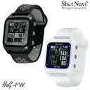 ショットナビ HuG-FW GPS 腕時計型距離計測器 競技対応モデル Shot Navi 2020年モデル