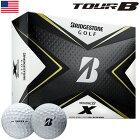 ブリヂストンゴルフ TOUR B X ゴルフボール 2020年モデル 1ダース USA直輸入品【BRIDGESTONE GOLF】【飛距離重視】【しっかり目】【2020TOURB】【21MASTERS】