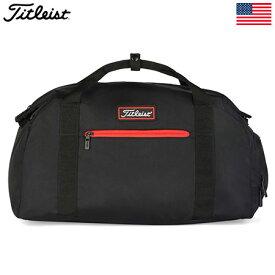 タイトリスト PLAYERS BOSTON BAG TA20PBB-06 ボストンバッグ Titleist 2020年モデル USA直輸入品