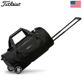 """タイトリスト Professional 22"""" Wheeled Duffel TA8PROWDFL-0 ダッフルバッグ Titleist 2020年モデル USA直輸入品"""