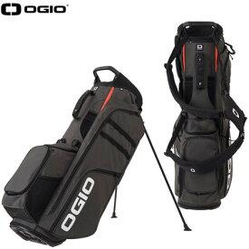 オジオ CONVOY SE STAND 6 JV スタンドバッグ ダークグレー 5120081OG キャディバッグ 日本正規品