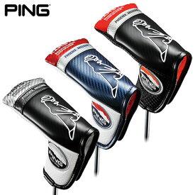 【土日祝も発送】ピン PING MR. PING PUTTER COVER HC-C202 パターカバー ブレード用 2020年モデル