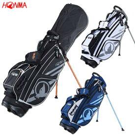 【土日祝も発送】ホンマゴルフ ボールホルダー&グローブホルダー付き アスリートモデルキャディバッグ 9型 CB-12014 HONMA 2020年モデル