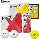 スリクソン X2 ゴルフボール 1ダース 日本正規品