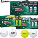 スリクソン TRI-STAR トライスター ゴルフボール 1ダース 日本正規品
