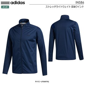 アディダス ストレッチライトウェイト 長袖ウインド INS86 メンズ adidas 2020秋冬
