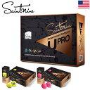 【公認球】Saintnine U-PRO セイントナイン ゴルフボール 2ピース ウレタンカバー Mental Mates USA直輸入品【オウンネームプリント】