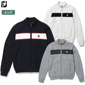 フットジョイ 防風フルジップセータージャケット FJ-F20-O06 メンズ FOOTJOY 2020秋冬