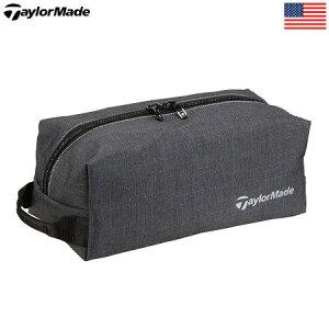 【土日祝も発送】テーラーメイド PLAYERS SHOE BAG N6536201 USA直輸入品【シューズケース】
