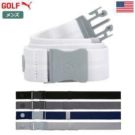 【土日祝も発送】プーマ PUMA ULTRALITE STRETCH Men's Golf Belt メンズ 053538 USA直輸入品【ストレッチ】