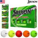 スリクソン ソフトフィール 2020 ゴルフボール ビビッドカラー マット仕上げ 艶消し SRIXON GOLF BALL SOFT FEEL USA…