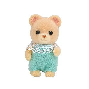 ク-68 シルバニアファミリー クマの赤ちゃん [CP-SF] 誕生日 プレゼント 子供 女の子 3歳 4歳 5歳 6歳 ギフト お人形 シルバニア