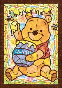 TEN-DSG266-972 ディズニー プーさん ステンドグラス  (くまのプーさん) 266ピース パズル Puzzle ギフト 誕生日 プレゼント