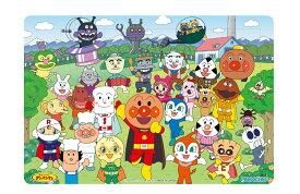AGA-31508 アンパンマン 仲間たち大集合 30ピース パズル Puzzle 子供用 幼児 知育玩具 知育パズル 知育 ギフト 誕生日 プレゼント 誕生日プレゼント