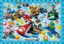 【あす楽】 APO-26-625 スーパーマリオ マリオカート8 85ピース パズル Puzzle 子供用 幼児 知育玩具 知育パズル …