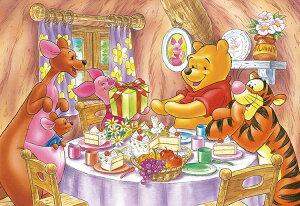 TEN-DK70-029 ディズニー おめでとうピグレット(くまのプーさん) 70ピース パズル Puzzle 子供用 幼児 知育玩具 知育パズル 知育 ギフト 誕生日 プレゼント 誕生日プレゼント