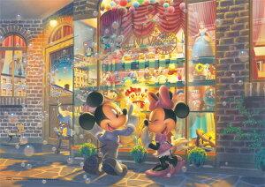 TEN-DW1000-406 ディズニー 夕暮れのトイショップ(ミッキー) 1000ピース