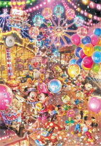 TEN-D1000-426 ディズニー トワイライトパーク (ミッキー&ミニー) 1000ピース パズル Puzzle ギフト 誕生日 プレゼント 誕生日プレゼント