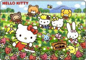 TEN-MC80-879 ハローキティ ハローキティのいちごだいすき 80ピース パズル Puzzle 子供用 幼児 知育玩具 知育パズル 知育 ギフト 誕生日 プレゼント 誕生日プレゼント