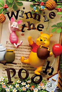 YAM-97-194 ディズニー プーさんとはちみつ (くまのプーさん) 70ピース パズル 透明パズル Puzzle ギフト 誕生日 プレゼント 誕生日プレゼント