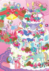 EPO-79-129s ホラグチカヨ クリスマスケーキの飾りは想いも添えて 300ピース パズル Puzzle ギフト 誕生日 プレゼント