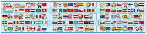 【あす楽】 APO-24-138 ドラえもん どこでもドラえもん 世界の国旗 18+24+32ピース パズル Puzzle 子供用 幼児 知育玩具 知育パズル 知育 ギフト 誕生日 プレゼント 誕生日プレゼント