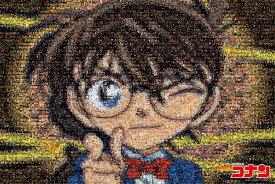 【あす楽】 EPO-11-545s 名探偵コナン 名探偵コナン モザイクアート 1000ピース