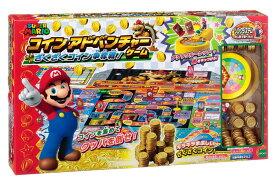【あす楽】 EPT-06382 スーパーマリオ コインアドベンチャーゲーム ざくざくコイン争奪戦! 誕生日 プレゼント 子供 女の子 男の子 ギフト