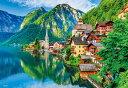BEV-M81-575 風景 ハルシュタットの湖畔 1000マイクロピース ●予約 [CP-H] パズル Puzzle マイクロピース ギフ…