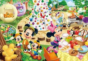 TEN-DC60-116 ディズニー キャンプじょうでさがそう!(ミッキー&フレンズ) 60ピース パズル Puzzle 子供用 幼児 知育玩具 知育パズル 知育 ギフト 誕生日 プレゼント 誕生日プレゼント