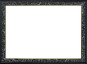 ENS-506551 鬼滅の刃専用ジグソーパズルフレーム 1000ピース用 漆黒 (ラッピング対象外) (ラッピング不可) パズル用 ジグソーパズル パネル フレーム 額縁 枠 誕生日 プレゼント