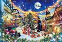 EPO-12-061s キシダヨシマサ ローテンブルクの聖夜 1000ピース パズル Puzzle ギフト 誕生日 プレゼント
