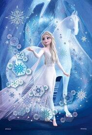 【あす楽】 EPO-73-304 ディズニー Elsa -Snow Queen- (エルサ -スノー クイーン-) (アナと雪の女王) 300ピース パズル デコレーション パズデコ Puzzle Decoration 布パズル ギフト プレゼント