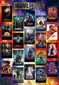 TEN-R-1000-631 マーベル Movie Poster Collection MARVEL STUDIOS 1000ピース  パズル Puzzle ギフト 誕生日 プレゼント 誕生日プレゼント