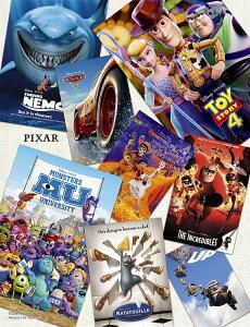 YAM-42-71 ディズニー ピクサー/ポスターコレクション (オールキャラクター) 300ピース パズル Puzzle ギフト 誕生日 プレゼント 誕生日プレゼント
